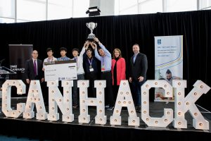 CanHack 2019 winners of cybersecurity skills competition